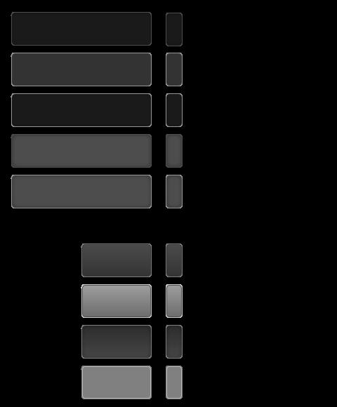 4db1b860c7 Android用UIデザイン 入力フォーム&ボタン9patch(黒・ブラック ...
